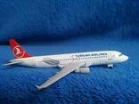 Самолет: Airbus A 320  TC-JPA. Металл. Тяжелый., фото №6
