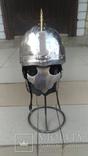 Шлем Польского крылатого гусара 17 век. (Копия), фото №4