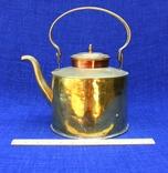 Старинный чайник конец 19 века. Германия. 4 лит