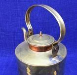 Старинный чайник конец 19 века. Германия. 4 лит фото 3