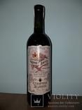 """Вино """"Черный Доктор"""" Солнечная Долина 0.75 л урожай 2005 г., фото №2"""