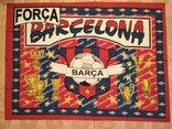 21. Флаг FC Barselona 133х97см, новый, фото №2
