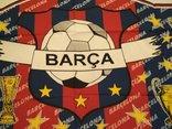 21. Флаг FC Barselona 133х97см, новый, фото №3