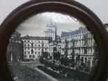 Фотография Киев ул Бассейная в круглой раме. 160мм, фото №4