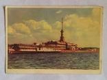 """""""Москва. Химкинский речной вокзал"""", 1955г., фото №2"""
