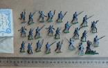 Солдатики оловянные - Heinrichsen - немец. пехота., фото №3