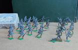 Солдатики оловянные - Heinrichsen - немец. пехота., фото №5