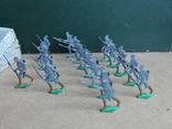 Солдатики оловянные - Heinrichsen - немец. пехота., фото №8