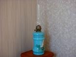 Старинная керосиновая лампа, фото №4