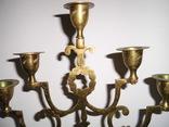 Подсвечник на 5 свечей, фото №8