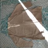 Сорочка чоловіча заготвка льон, фото №2