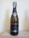 Шампанське Брют сортовий Піно Золота Балка Крим Україна, фото №2