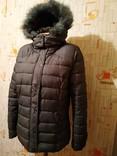 Куртка теплая зимняя JEAN PASCALE p-p L, фото №3