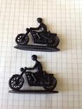 Мотоциклисты 4 штуки, фото №2