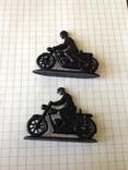 Мотоциклисты 4 штуки, фото №3