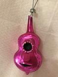 Елочная игрушка - Гитара, фото №7