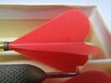 Дротики для дартс в родной коробке, Англия, фото №5