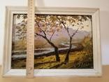 Картина Осінь, фото №12