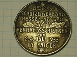 Адольф Гитлер 4.7.1933 копия, фото №2