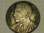 Адольф Гитлер 4.7.1933 копия, фото №3