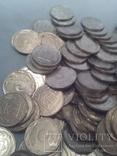 Монеты Украинские 5 копеек 228 шт одним лотом 1992г, фото №4