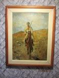 Тимошенко Лидия Яковлевна, холст масло, фото №2