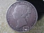50 центов 1899г.  Ньюфаунленд, фото №3