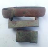 Детали ножен сабли,шашки, фото №6