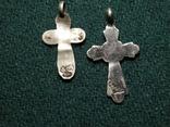 Лот крестиков (17 шт), фото №5