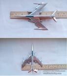 Модель боевого реактивного самолета (2148), фото №3