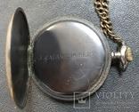 Карманные часы J. CALAME ROBERT, фото №5