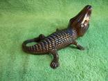 Пепельница Крокодил, фото №5