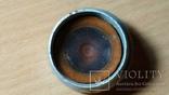 Крышка от Немецкой Фляги ( 36 год ) с родной резинкой, фото №5