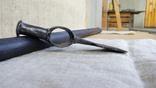 Хазарский топор, чекан, вес 130 гр., фото №10