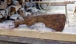 Хазарский топор, чекан, вес 130 гр., фото №13