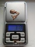 Лом 585 3,13 грамм, фото №2