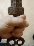 Массивный Акинак с грифонами, фото №3