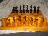 Шахматы из дерева, фото №3