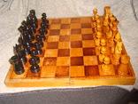 Шахматы из дерева, фото №6