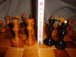Шахматы из дерева, фото №9