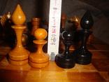 Шахматы из дерева, фото №10