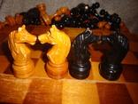 Шахматы из дерева, фото №11