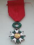 Орден Почетного легиона Франция серебро, фото №3