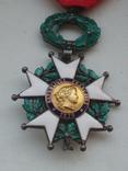 Орден Почетного легиона Франция серебро, фото №4