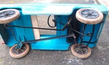 Машина на педалях СССР, фото №13