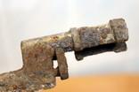 Штык-нож к винтовке Мосина+ второй нож-бонусом.(копаные), фото №4