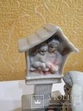 Фарфоровая статуэтка Молитва, фото №3