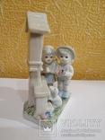Фарфоровая статуэтка Молитва, фото №5