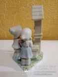 Фарфоровая статуэтка Молитва, фото №7