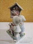 Фарфоровая статуэтка Молитва, фото №8